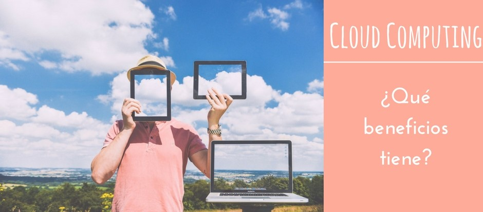 trabajar en la nube cloud computing